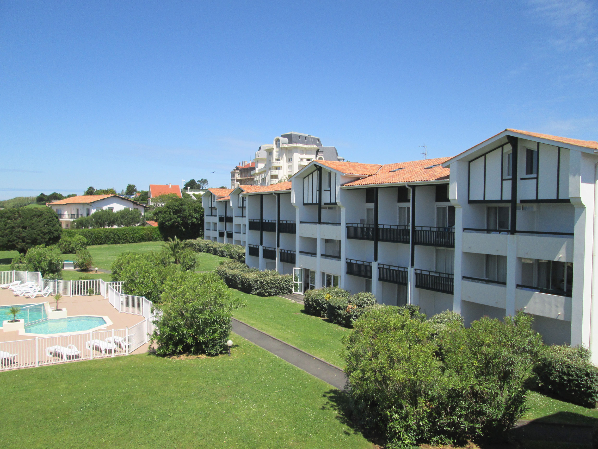 Residence Ilbaritz - Biarritz (Atlantic Pyrenees) - Pyrenees Collection Summer Holidays