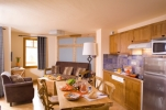 Cami Real - Living & Kitchen area Saint Lary