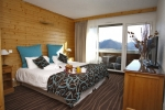 Hotel Le Grand Tetras - Double Bedroom. Font Romeu, Catalan Pyrenees