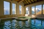 Swimming pool - Les Chalets de l'Adet in Saint Lary