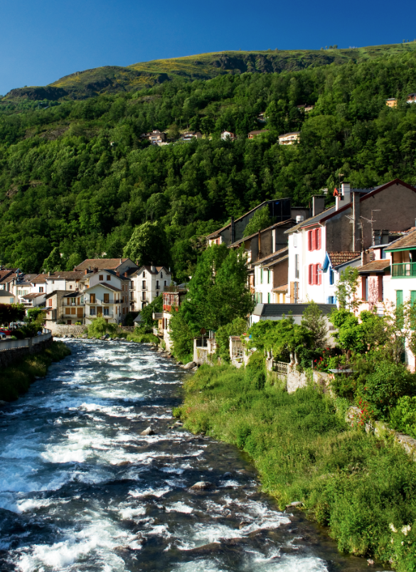 Ax Les Thermes - Catalan & Eastern Pyrenees - Pyrenees Collection Summer Holidays