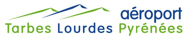 Tarbes Lourdes Airport logo