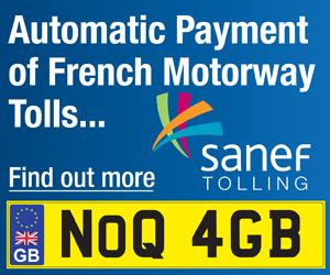 Sanef Tollling logo