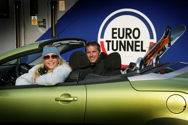 Eurotunnel crossing