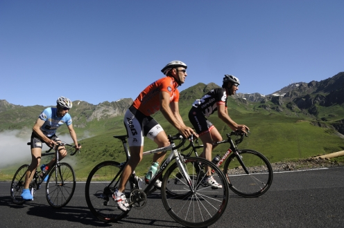 Bareges - Road Cycling
