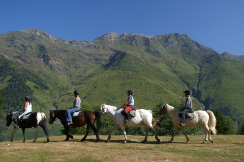 Bareges - Horse Riding