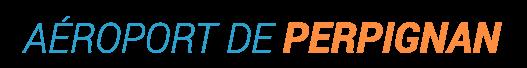Perpignan Airport logo